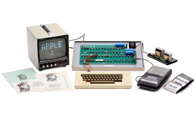 Apple I erzielt bei Auktion beinahe 1 Million US-Dollar