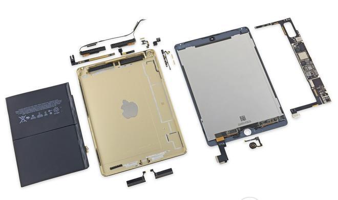 iPad Air 2 & iPad mini 3 sind doch mit NFC ausgestattet
