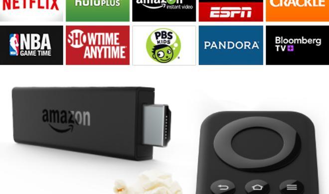 Fire TV Stick: Amazon bringt Apple-TV-Konkurrenten
