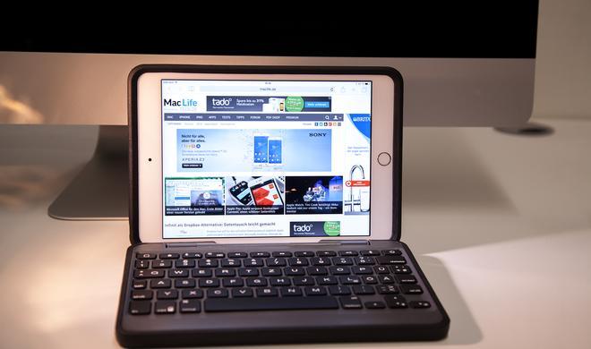 Zagg Rugged Folio für iPad mini im Test: Guter Schutz für schwierige Bedingungen hält was er verspricht