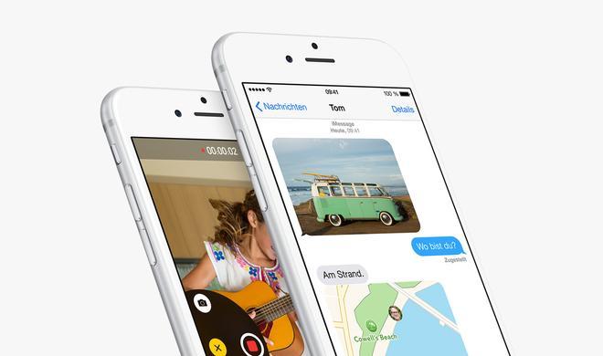 iOS 8 ist nun auf mehr als der Hälfte aller iOS-Geräte installiert