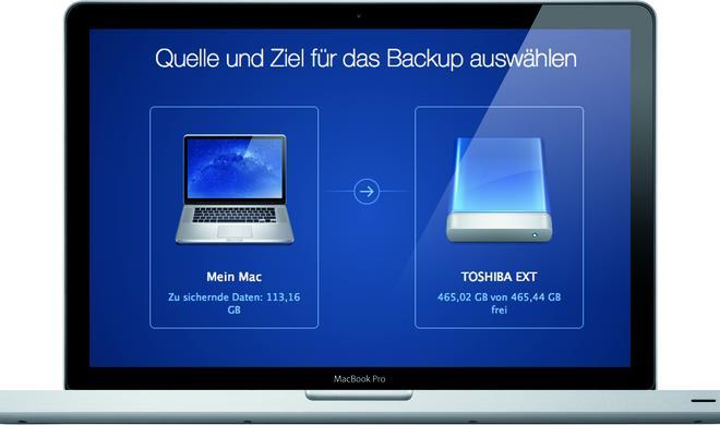 Datensicherung mit Acronis True Image für Mac: Die Alternative zu Time Machine