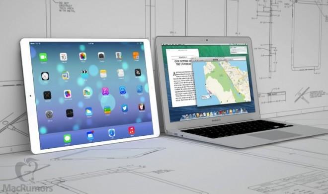 Alle Tage wieder - Das 12-Zoll-iPad und der Hang zur Gigantomanie