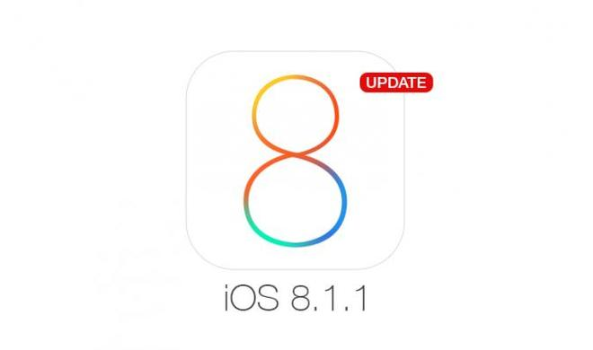 iOS 8.1.1: Update schaufelt Speicherplatz auf iPads frei - auf dem iPhone 6 ändert sich nichts