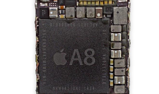 Apple A8 kann 4K-Videos wiedergeben