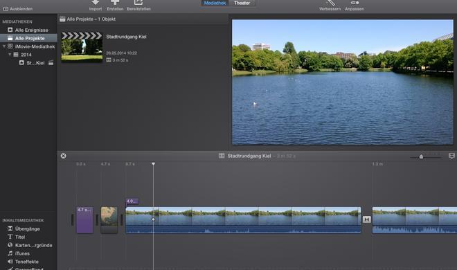 Filmschnitt mit iMovie: Diese Tipps und Tricks führen zum perfekten Video