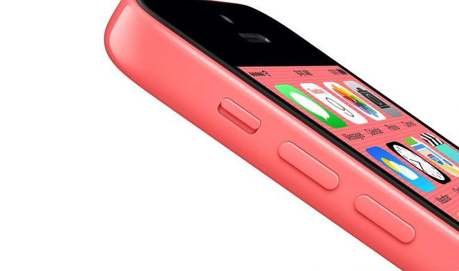 iPhone 5c: Apple stellt Produktion Mitte 2015 ein