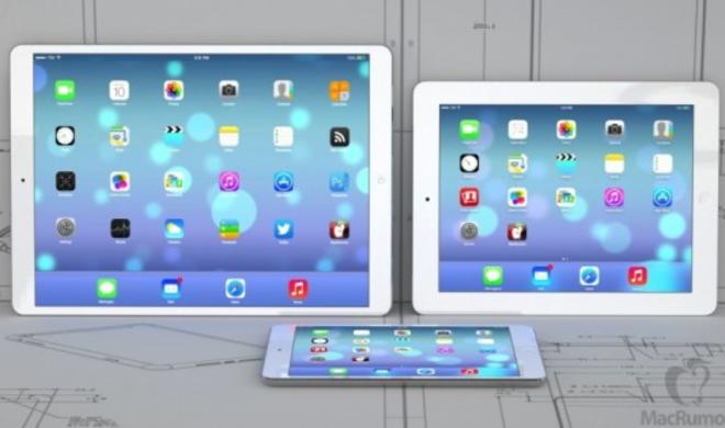 iPad Air Pro: Riesen-iPad soll über A9-Prozessor und vier Lautsprecher verfügen