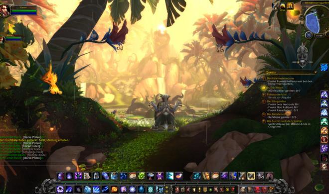 World of Warcraft - Warlords of Draenor im Test: Add-on bringt Rollenspiel nah an die Perfektion