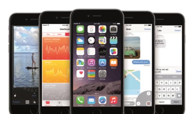 iPhone 6 & iPhone 6 Plus: Rekordabsatz und steigende Marktanteile