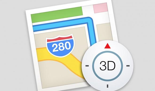 So  will  Apple in Maps öffentliche Verkehrsmittel integrieren