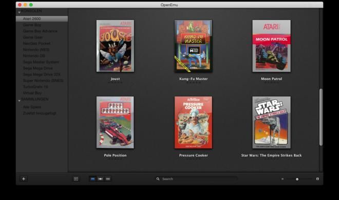 Retro-Games am Mac: Zeitreise in die 8bit-Welt
