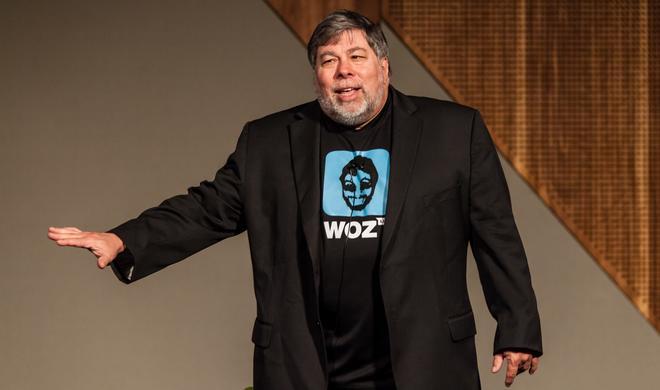 """Steve Wozniak: """"Traue niemals einem Computer, den du nicht aus dem Fenster werfen kannst."""" – seine besten Zitate"""