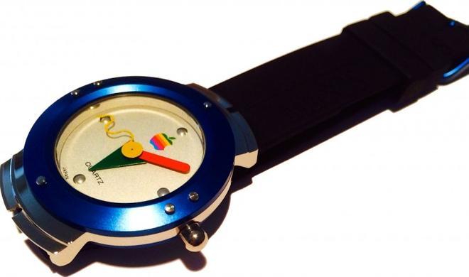 """""""Apple Watch der ersten Generation"""" oder Ur-Apple-Watch aus den 90ern ist ein kleines Sammlerstück"""