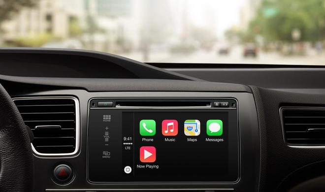 Apple will Carplay als Nachrüstlösung voranbringen