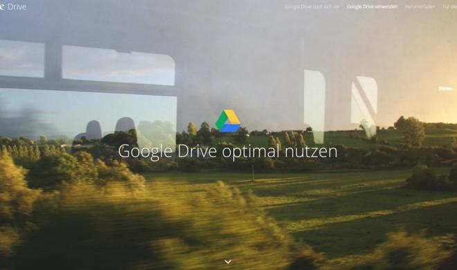 Update für Google Drive für iOS erweitert Funktionsumfang enorm