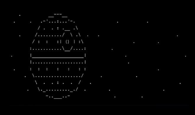 OS X: Star Wars als ASCII-Code im Terminal ansehen