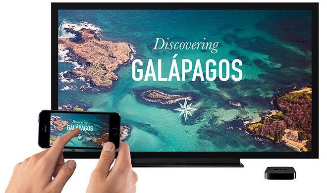 Apple TV: Neues Patent macht iPhone zu vollwertiger Fernsteuerung