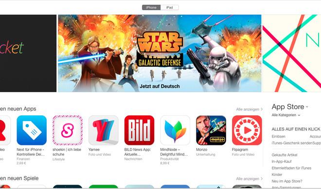App Store: Apple erhöht App-Preise in der EU - auch Deutschland ist betroffen