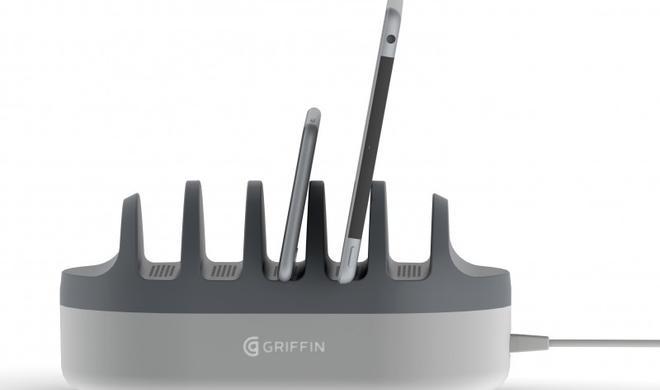Griffin PowerDock Pro lädt mehrere Gadgets parallel