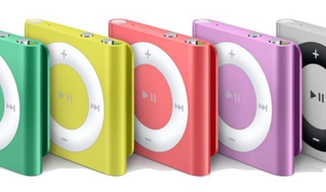 iPod shuffle: Produktion und Verkauf gehen weiter - derzeit kommt es jedoch zu längeren Wartezeiten
