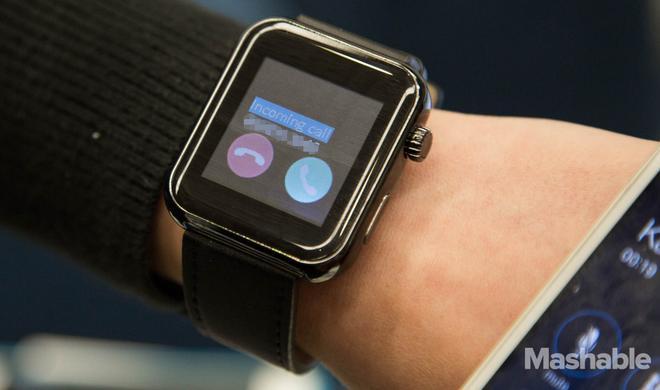 """""""Ich habe eine falsche Apple Watch für 27 US-Dollar auf der CES gekauft"""""""