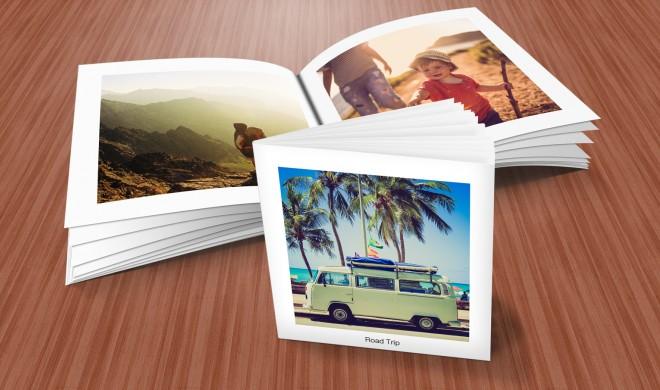 Update für Fotobuch-App Clixxie: Jetzt mit quadratischem Format