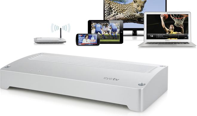 EyeTV Netstream 4Sat im Test: TV am Mac, iPhone und iPad