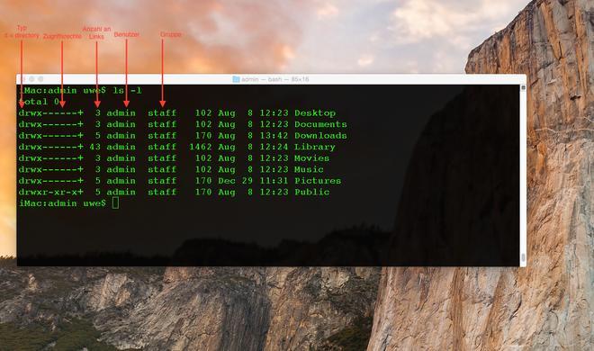 Der Mac als Kommando-Zentrum: Diese Sicherheits-Befehle für Benutzer- und Zugriffsrechte sollte jeder kennen