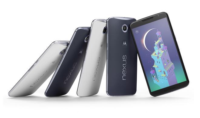 Apple verhindert Fingerabdruck-Scanner beim Google Nexus 6
