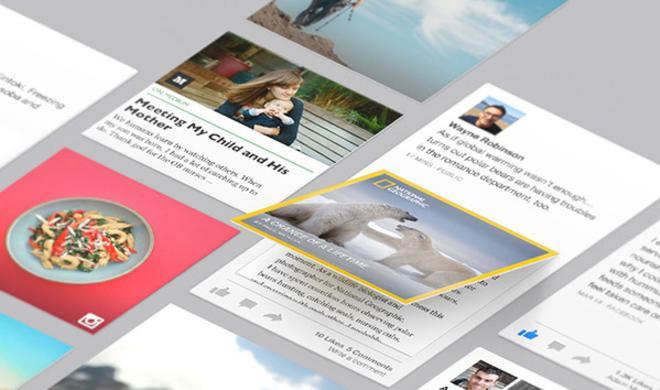Facebooks Paper bekommt ein Update: Dieser Trick bringt Paper auch auf deutsche iPhones