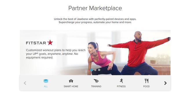 Jawbone eröffnet eigenen Marketplace für High-End-Produkte im Bereich Fitness und Smart Home - zu stolzen Preisen