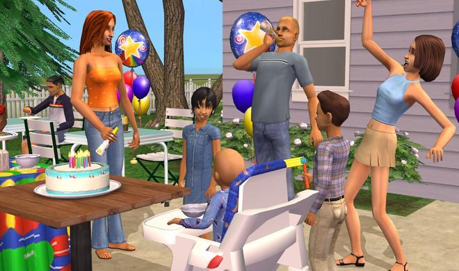 15 Jahre Spielespaß: Die Sims feiern Geburtstag - Erscheinungsdatum für Die Sims 4 steht fest