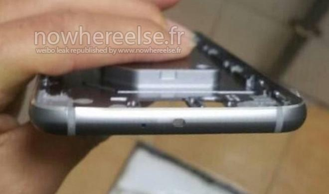 Erste Bilder des Galaxy S6 aufgetaucht: Dreiste Kopie des iPhone 6