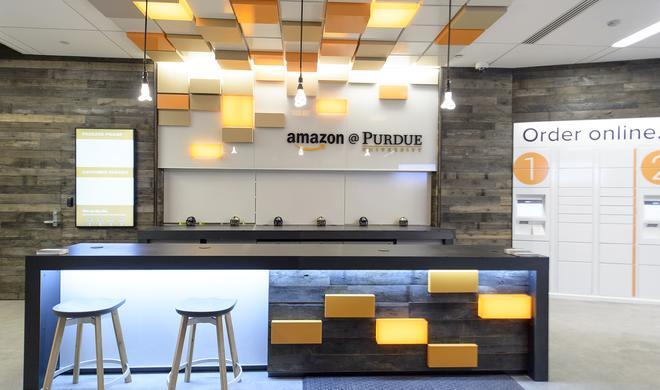 Amazon@Purdue: Online-Versandgigant eröffnet erstes Ladengeschäft - Marktmacht ausbauen und Mitbewerber verdrängen?