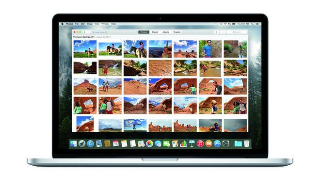 Apple Photos unter OS X 10.10.3: Erste Eindrücke zum Nachfolger von iPhoto und Aperture - noch kein vollwertiger Ersatz
