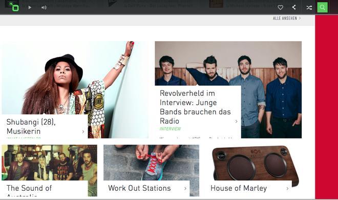 Radio.de verpasst Webseite und iOS-App ein funktionsreiches Make-over