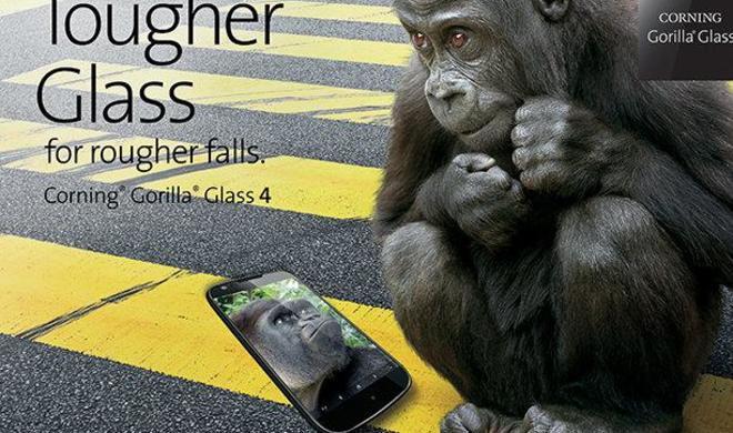 Corning bringt Gorilla-Glas-Nachfolger: Bruch- und kratzfestes Glas könnte künftig iPhone- und Apple Watch-Displays schützen