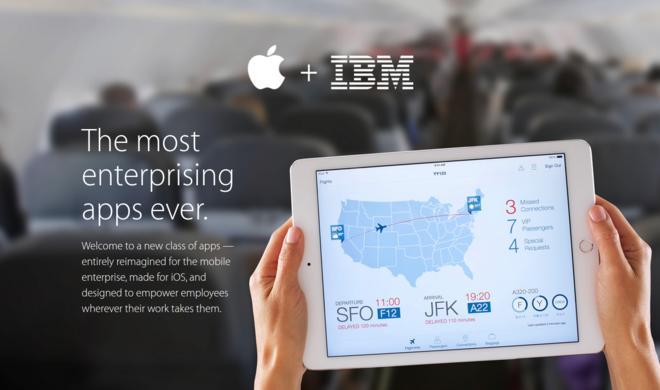 Apple & IBM: Gleichberechtigte Partnerschaft adé - Cupertino übernimmt die Kontrolle und diktiert die neue Richtung