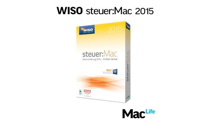 WISO steuer:Mac 2015: Steuererklärung mit dem Mac leicht gemacht – eine kostenlose Anleitung gibt es in unserem PDF-Store