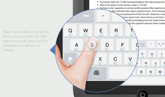 Phorm: iPad-Hülle legt physische Tastatur über das Display
