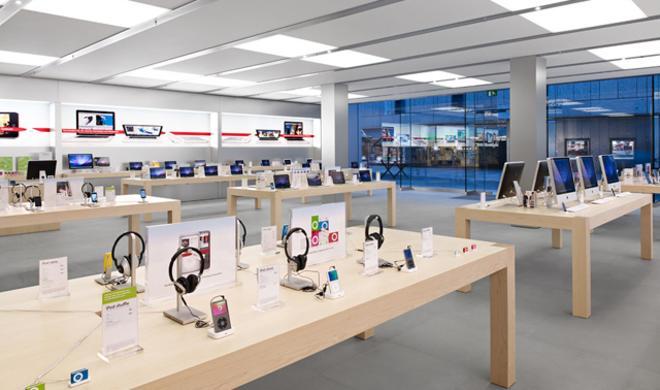 Apple Watch: Jony Ive und Angela Ahrendts gestalten Apple Stores für die Smartwatch um