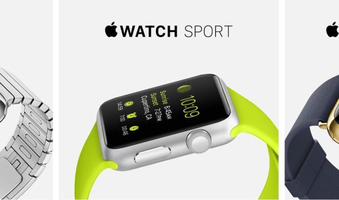 Apple Watch: Funktionsumfang der Smartwatch für Apple eine kleine Enttäuschung