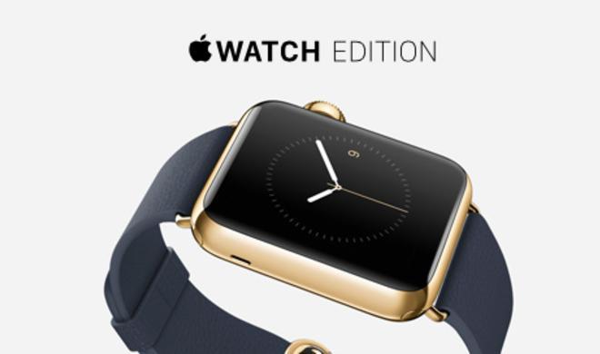 Apples Smartwatch: Plant Apple spezielle Stores für die Apple Watch?
