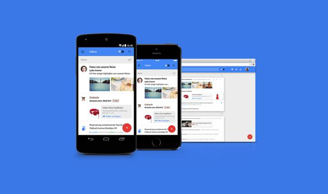 Inbox by Gmail: Google veröffentlicht neue E-Mail-App für das iPad - Gruppierung von E-Mails für mehr Übersicht
