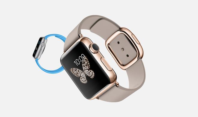 Apple Watch: Apple verkauft zusätzliche Armbänder ab Marktstart der Smartwatch