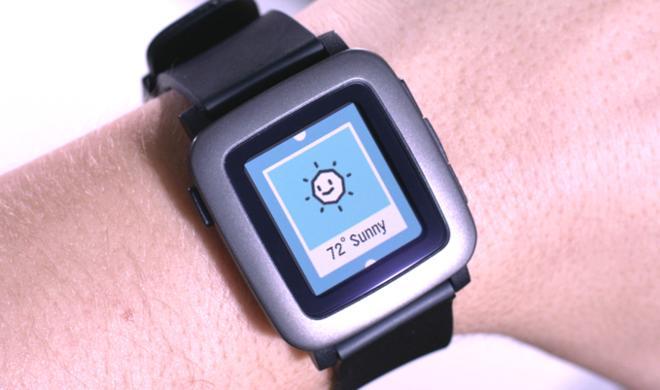 Pebble Time: Kickstarter-Kampagne für Smartwatch mit ePaper-Farb-Display ist auf Rekordkurs