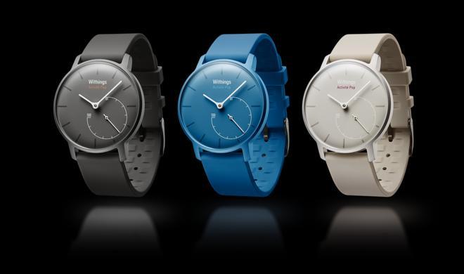 Withings Activité Pop im Test: Schlichte Smartwatch mit starkem Akku, aber vergleichsweise geringem Funktionsumfang