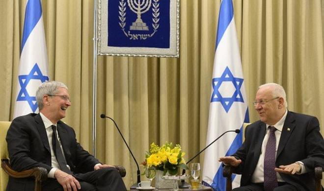 Tim Cook in Jerusalem: Chip- und Halbleiter-Entwicklung künftig vermehrt aus Israel - mehr Unabhängigkeit für Apple
