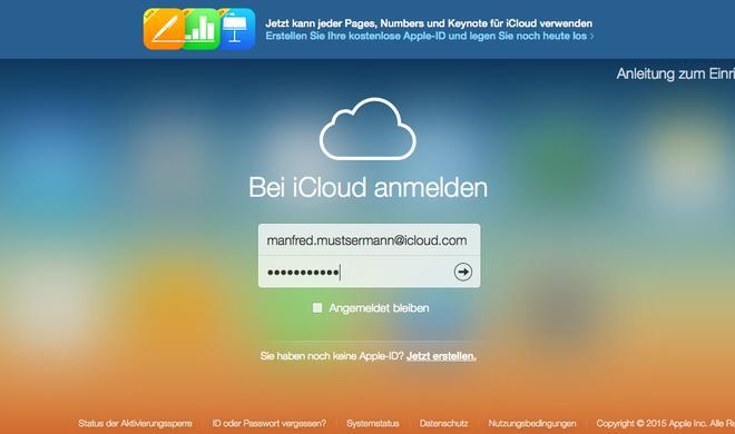 iWork in der iCloud: Pages, Numbers & Kenyote für jedermann - iOS-Gerät oder Mac sind nicht mehr dringend erforderlich